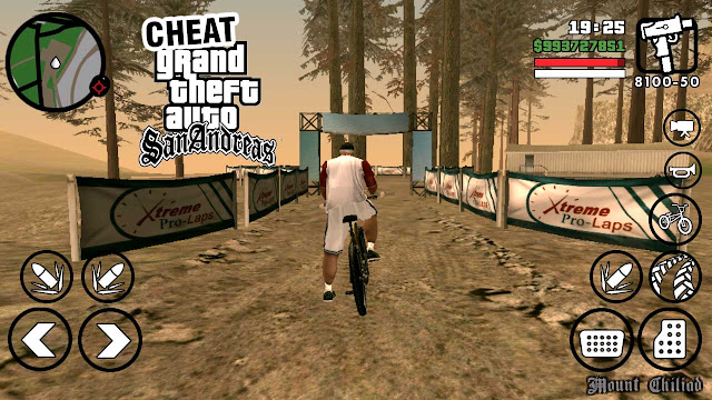 Cheat Gta San Andreas Android Unlimited Money, Darah, Dll Tanpa Root