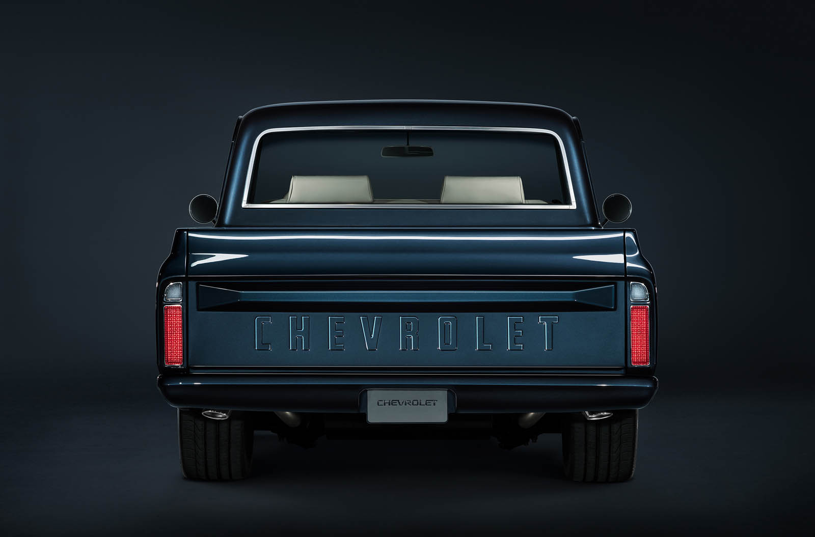This Custom 67 C 10 Pickup Is Chevy S 100th Birthday