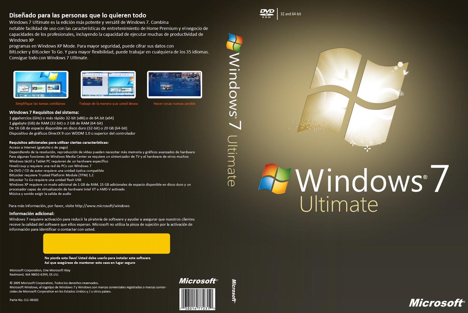 windows 7 ultimate sp1 julho 2014 x86 x64 multi. Black Bedroom Furniture Sets. Home Design Ideas