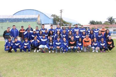 Delegação Esportiva de Juquiá segue rumo aos 62º Jogos Regionais