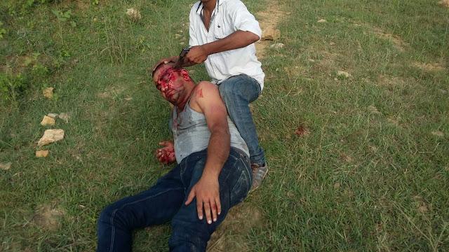 reewa-crime-पहले गोली मारी, फिर तड़पते शरीर की फोटो खींच शेयर किया