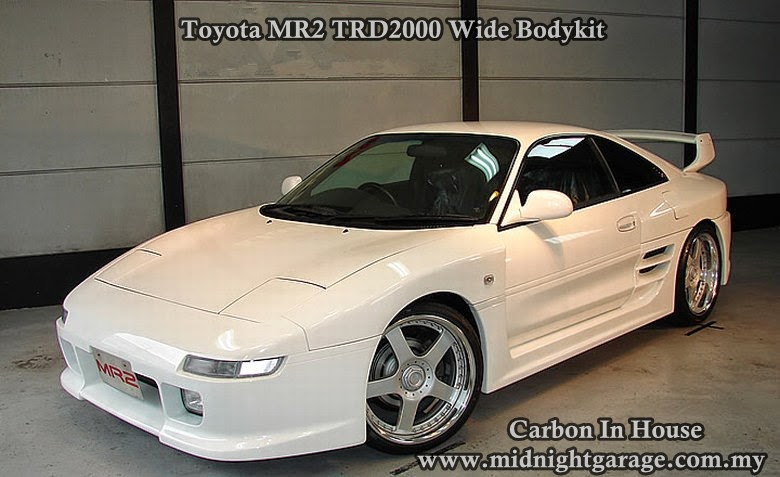 Mr2 body kit