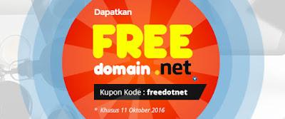 IDWEBHOST Kembali Memberikan Domain Gratis .NET Kuota 1500 Orang