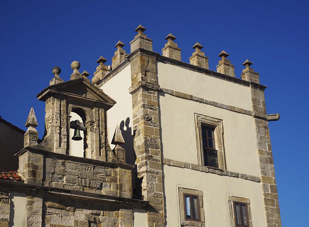 Torre de los Jove-Hevia o Capilla San Lorenzo Gijón