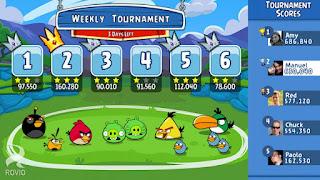 Angry Birds friends apks