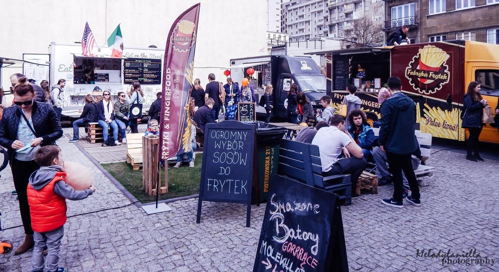 2 street food festival łódź piotrkowska 217 jedzenie foodtruck frytki burgery gdzie dobrze zjeść w łodzi