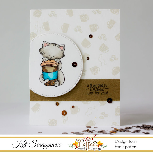 Newton Love's Coffee - Newton's Nook Stamps