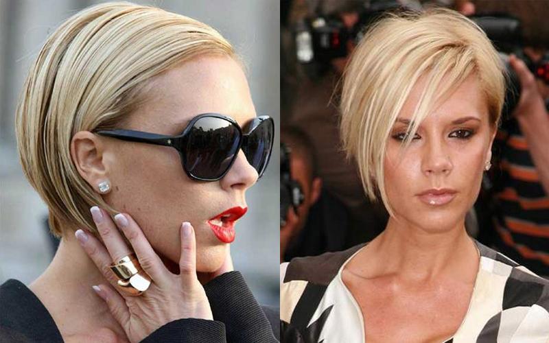 Free Hair Cutting Lessons Victoria Beckham New Haircut In 2017