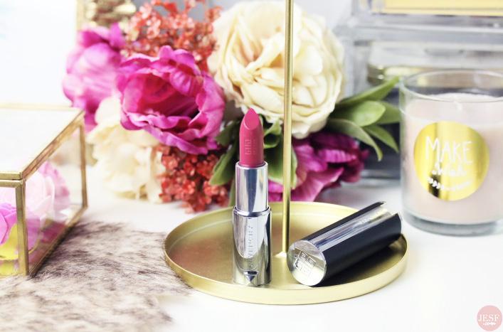 avis test revue le Rouge Givenchy teinte Framboise Couture rouge à lèvres