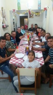 Radio Mairi-Fm realiza confraternização de Fim de Ano
