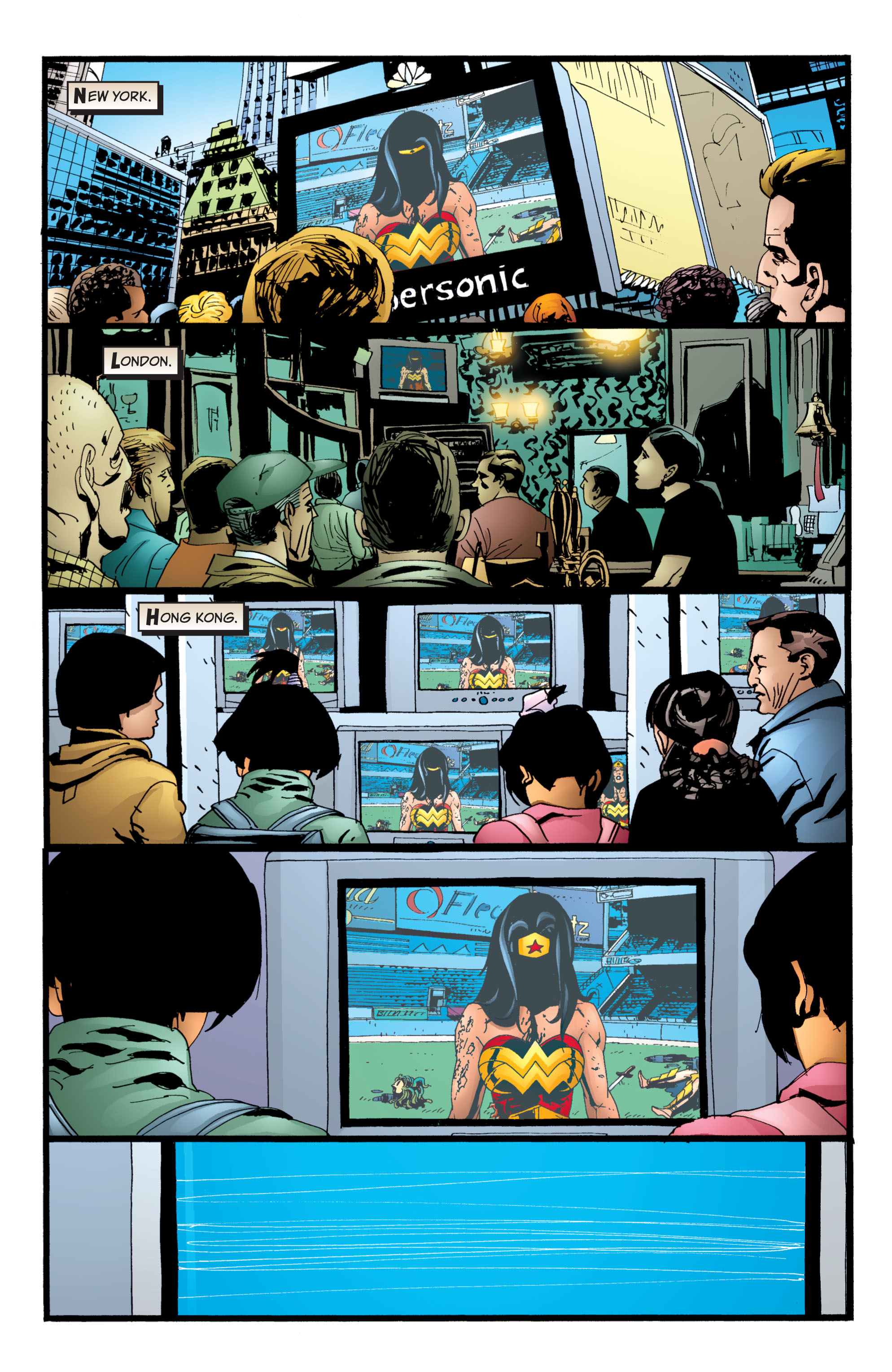 Read online Wonder Woman (1987) comic -  Issue #211 - 2