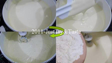Resep Castella (Kasutera) - Japanese Sponge Cake yang Lembut dan Fluffy!