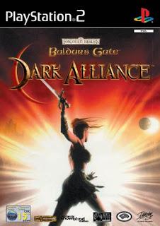 Link Baldur's Gate Dark Alliance PS2 ISO Clubbit