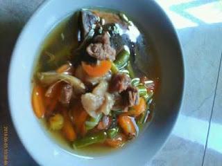 resep masakan sayur asam
