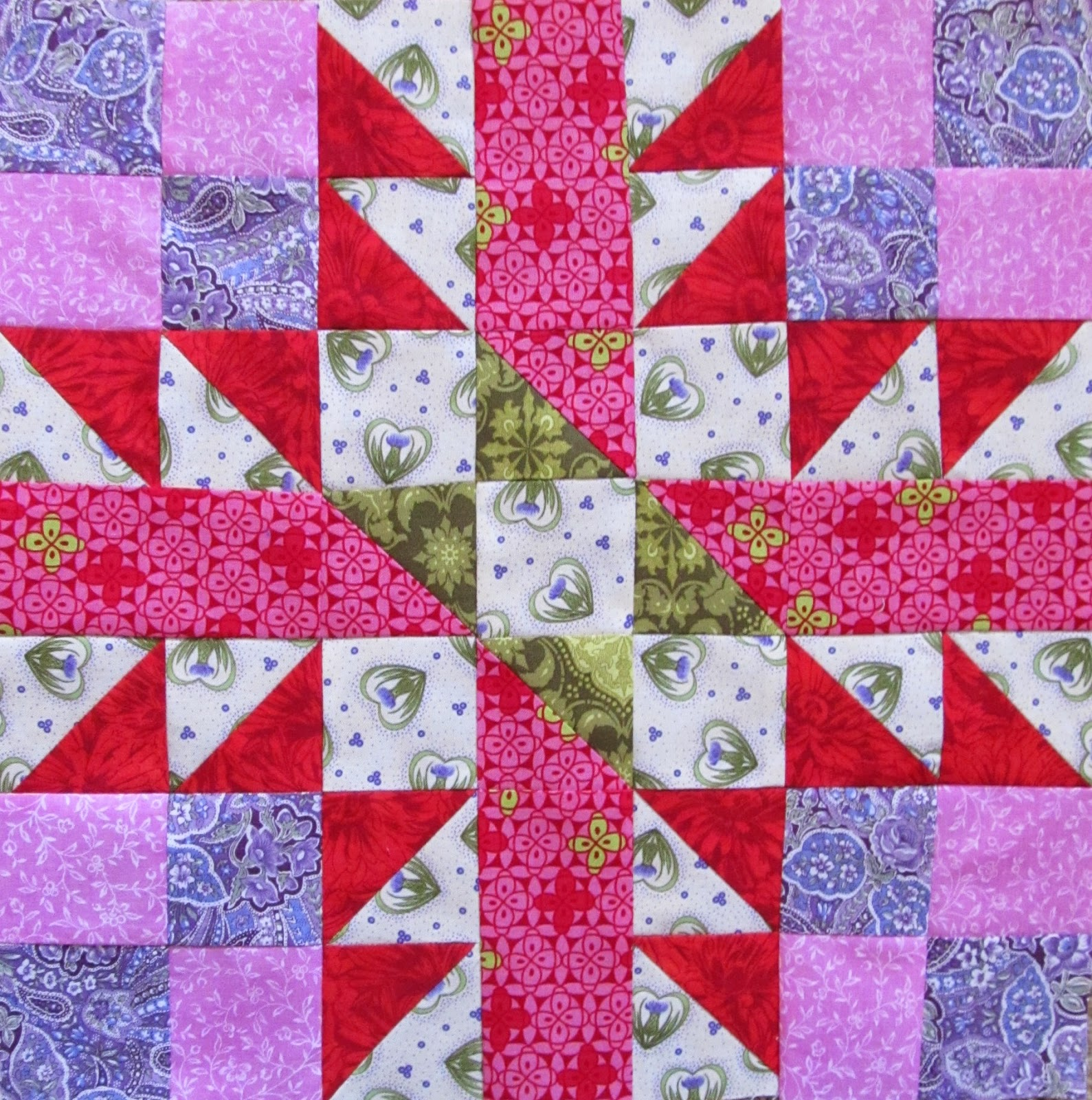B. Annie Quilt Block Pattern Book