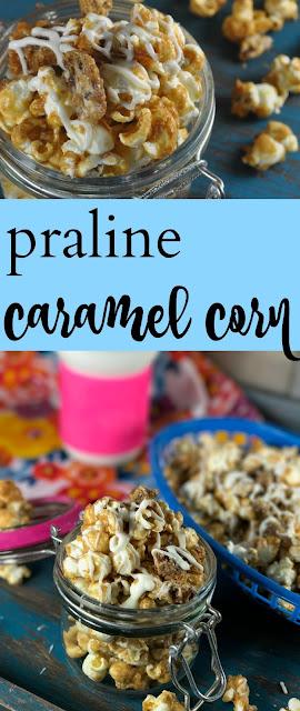 Praline Caramel Corn