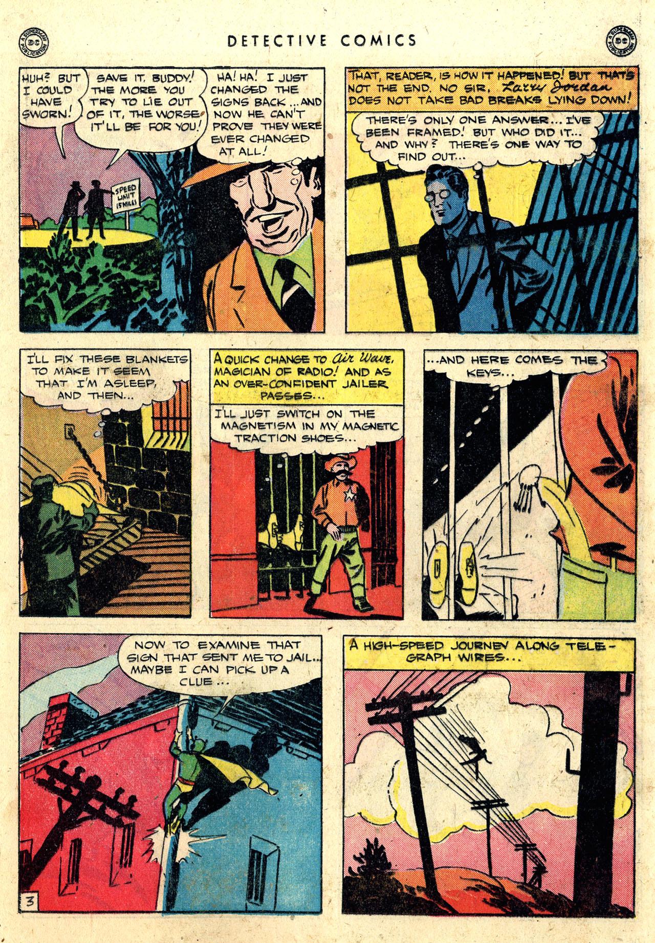 Read online Detective Comics (1937) comic -  Issue #112 - 19