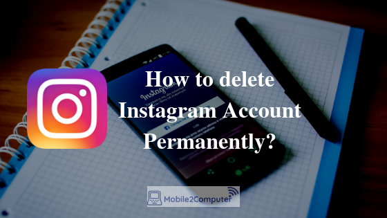 Deleting Instagram Account Permanently