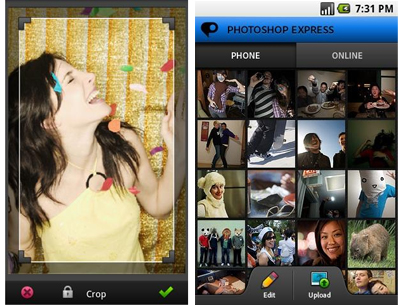 Descargar Photoshop Express para Android