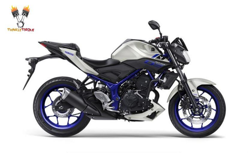 Yamaha MT-03 twinkle torque