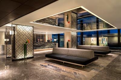 Prince Hotel Hong Kong Lobby