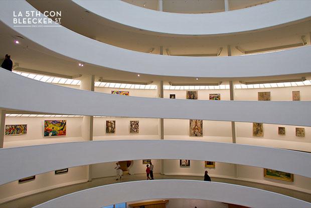 Museos en Nueva York guggenheim