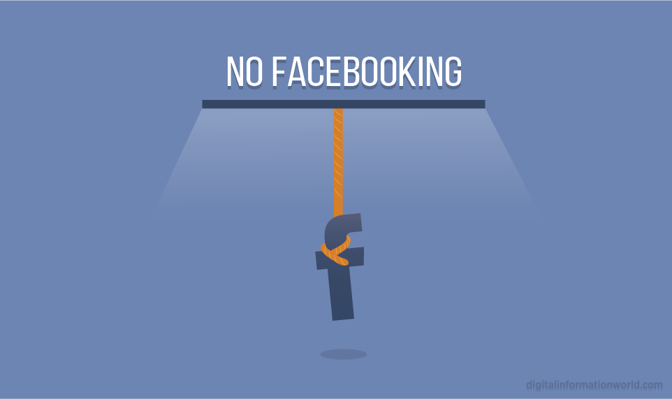 Facebook Addiction: 8 Steps To Beat It - #infographic #socialmedia