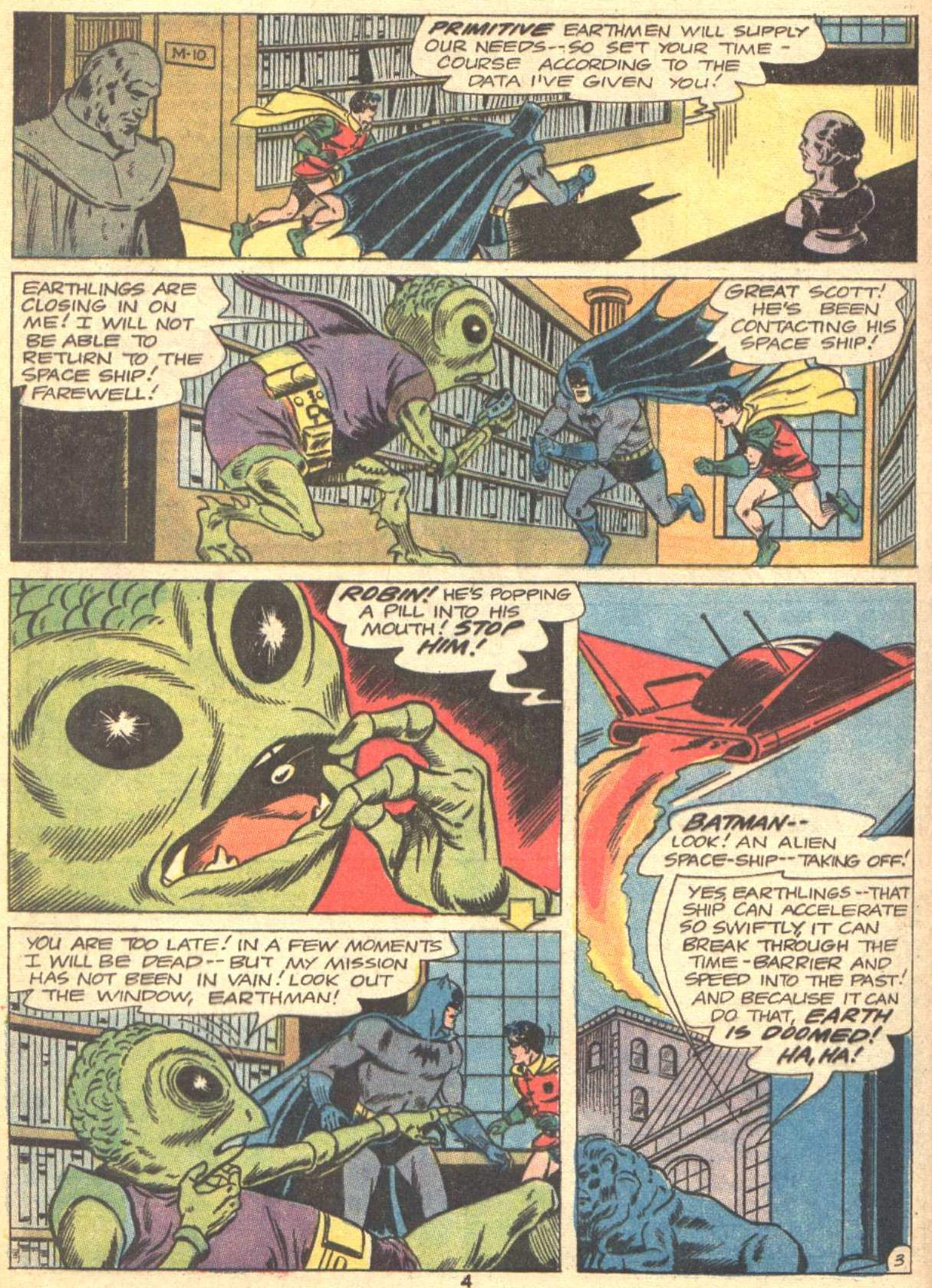 Read online World's Finest Comics comic -  Issue #206 - 5