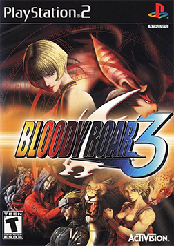 Bloody Roar 3 PS2 GAME ISO