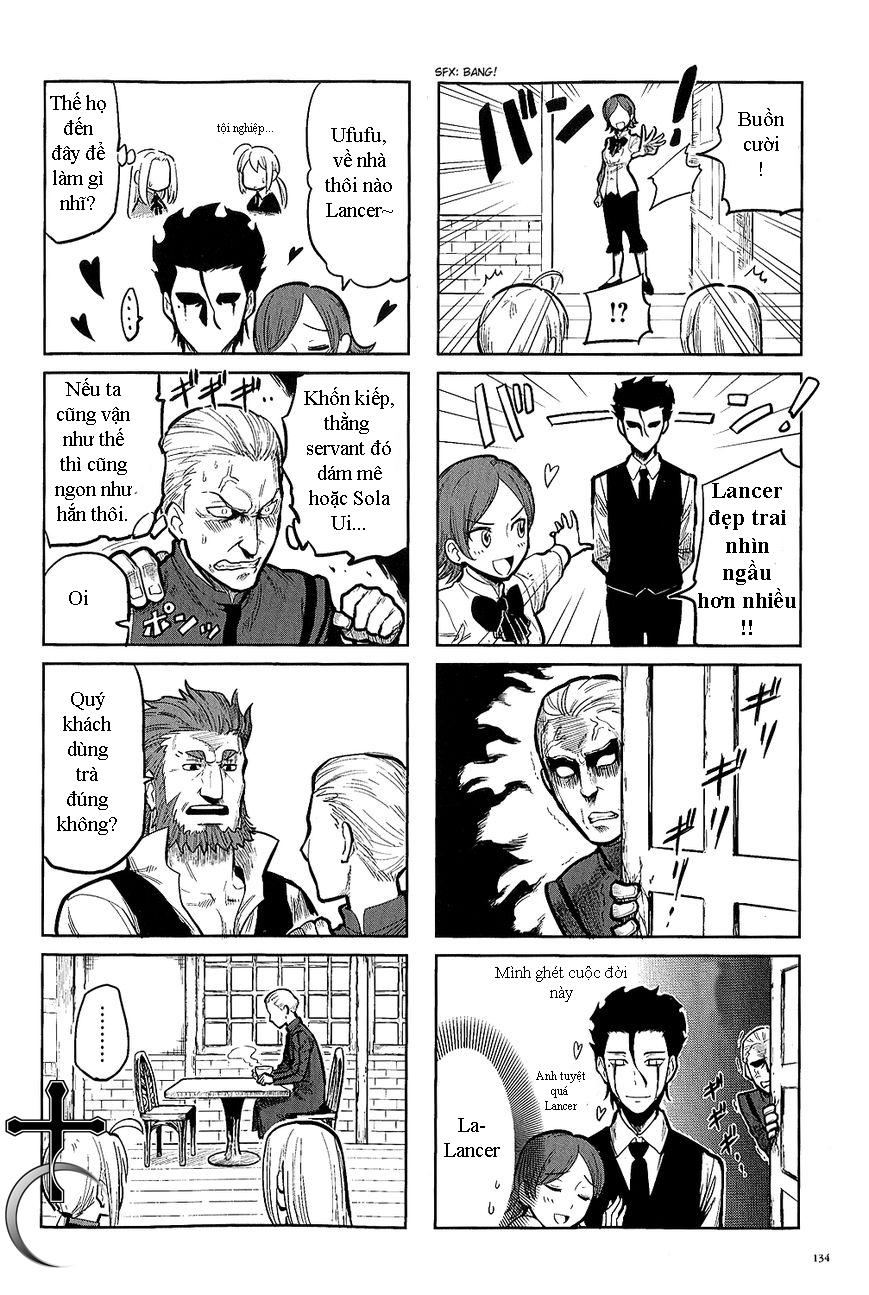 Type-Moon Doujinshi chap 10 - Trang 5