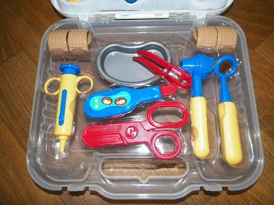Click n' Play Kids Pretend & Play Doctor Kit