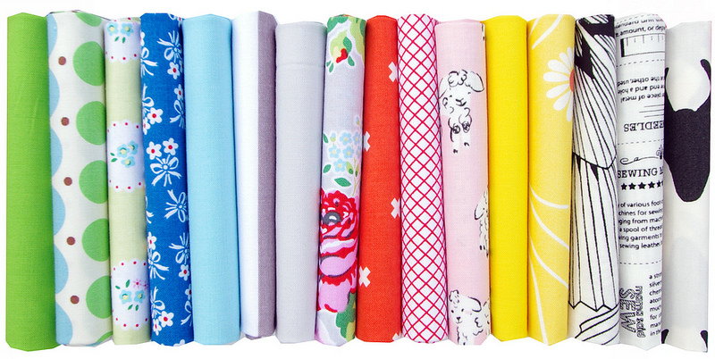 Stash Fabrics Design Star Fabric Club - bundle curated by Rita Hodge   Red Pepper Quilts