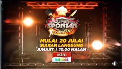 Live Streaming Super Spontan Xtravaganza 2018 Minggu 3