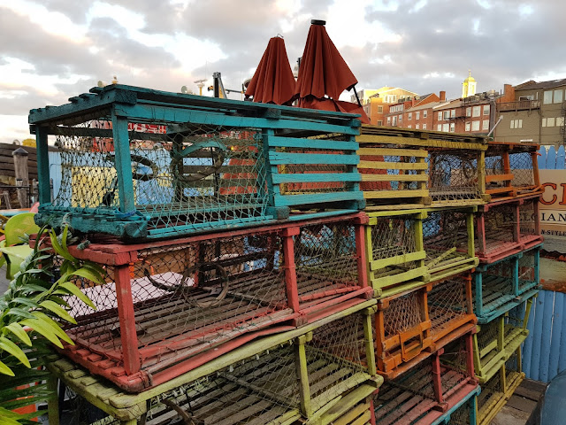 Nasse per aragoste-Porthsmouth