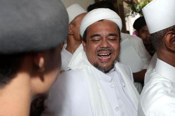Polisi Akan Kembali Melakukan Pemangilan Terhadap Rizieq Setelah Pulang Umrah
