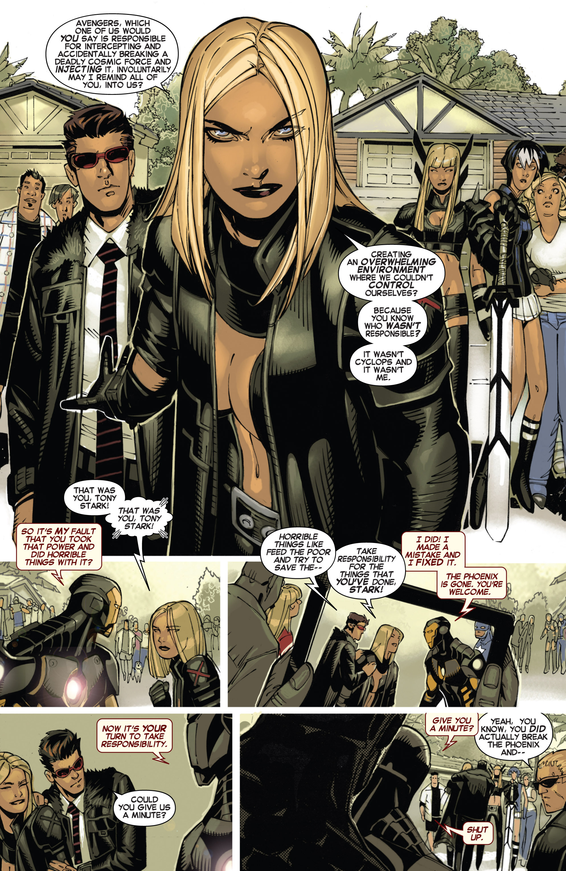 Read online Uncanny X-Men (2013) comic -  Issue # _TPB 1 - Revolution - 49