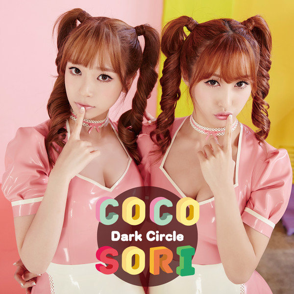 [Single] Cocosori – Dark Circle (2016.02.12/MP3/RAR)