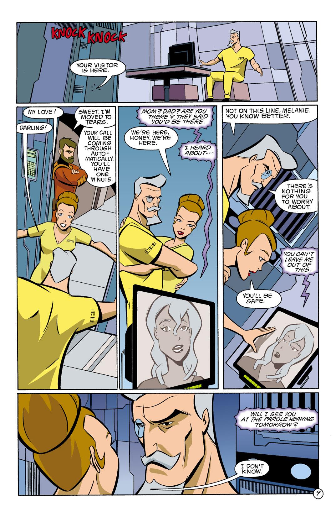 Batman Beyond [II] Issue #4 #4 - English 10