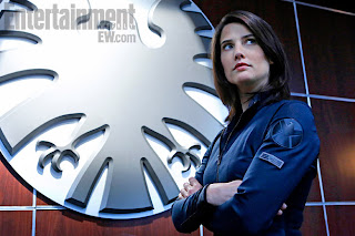 Cobie Smulders Officially in Marvel's Agents of S.H.I.E.L.D. TV Series