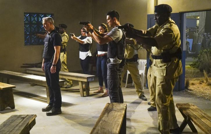Criminal Minds: Beyond Borders - Episode 2.01 - Lost Souls - Promo, Sneak Peek, Promotional Photos & Press Release
