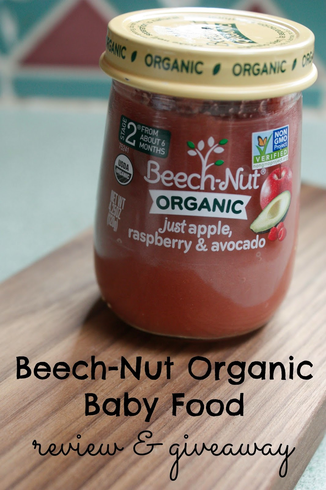 The Pierogie Mama Beech Nut Organic Review And Giveaway