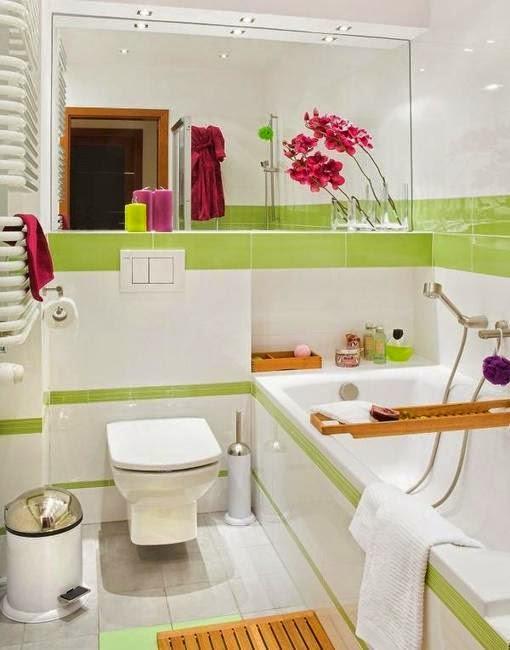 28 Desain Model Kamar Mandi Minimalis Sederhana - Desain Rumah