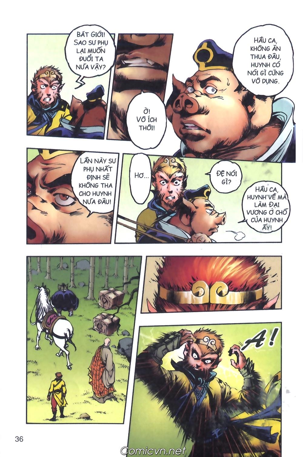 Tây Du Ký màu - Chapter 102 - Pic 6
