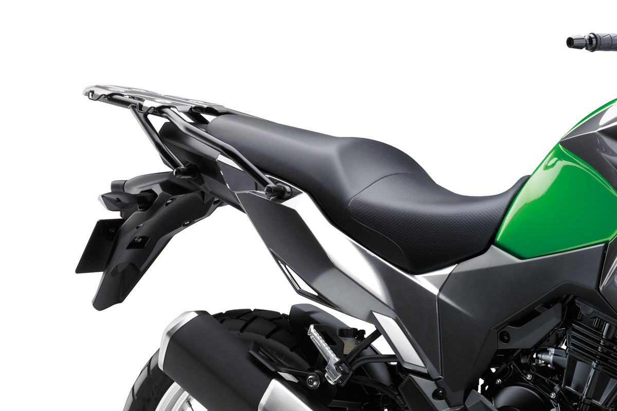 Kawasaki Versys Top Case