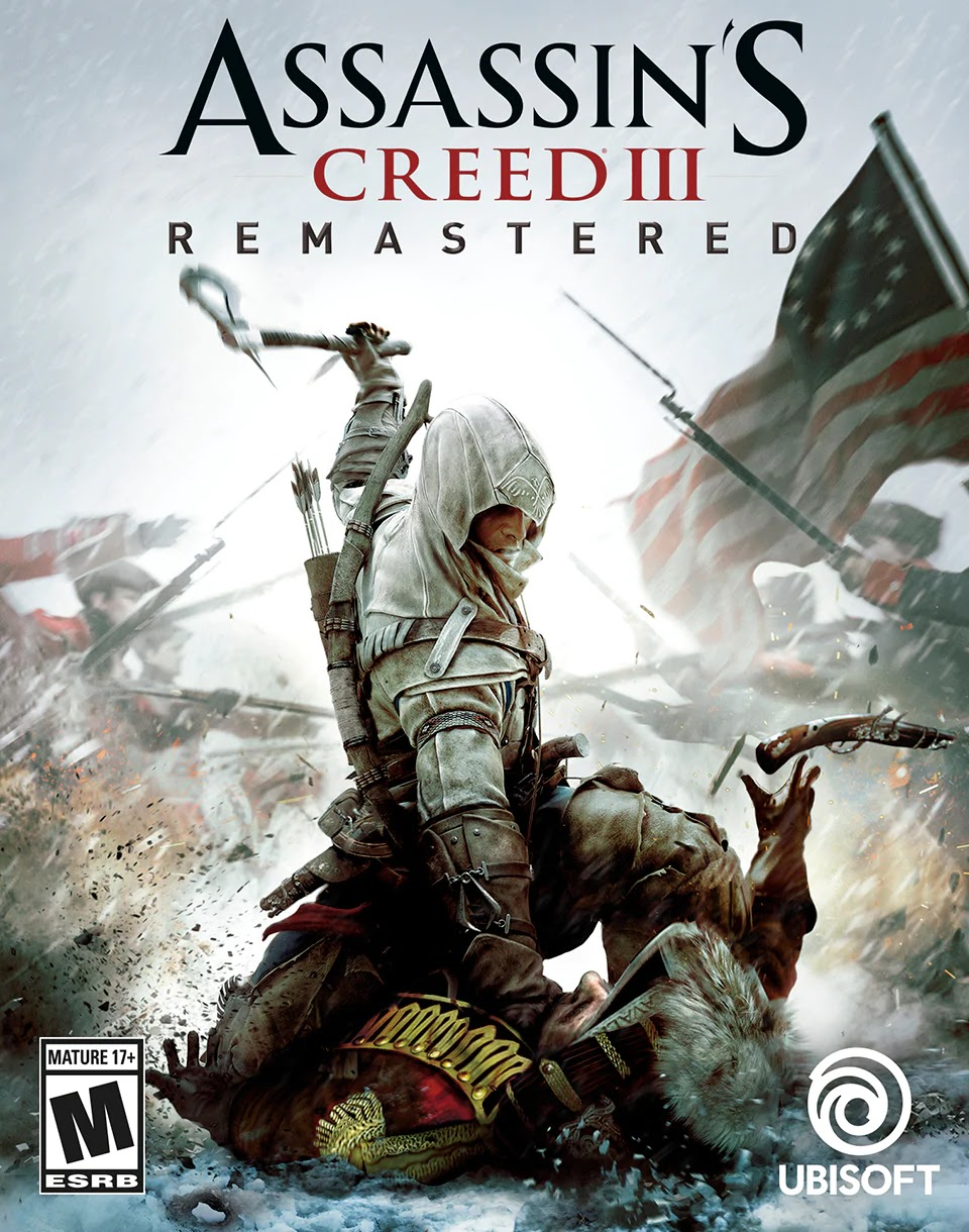 Assassin's Creed III Remastered Features Enhanced, New Character Models, And More