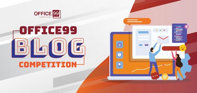 kompetisi blog bersama Office99 dan C2Live
