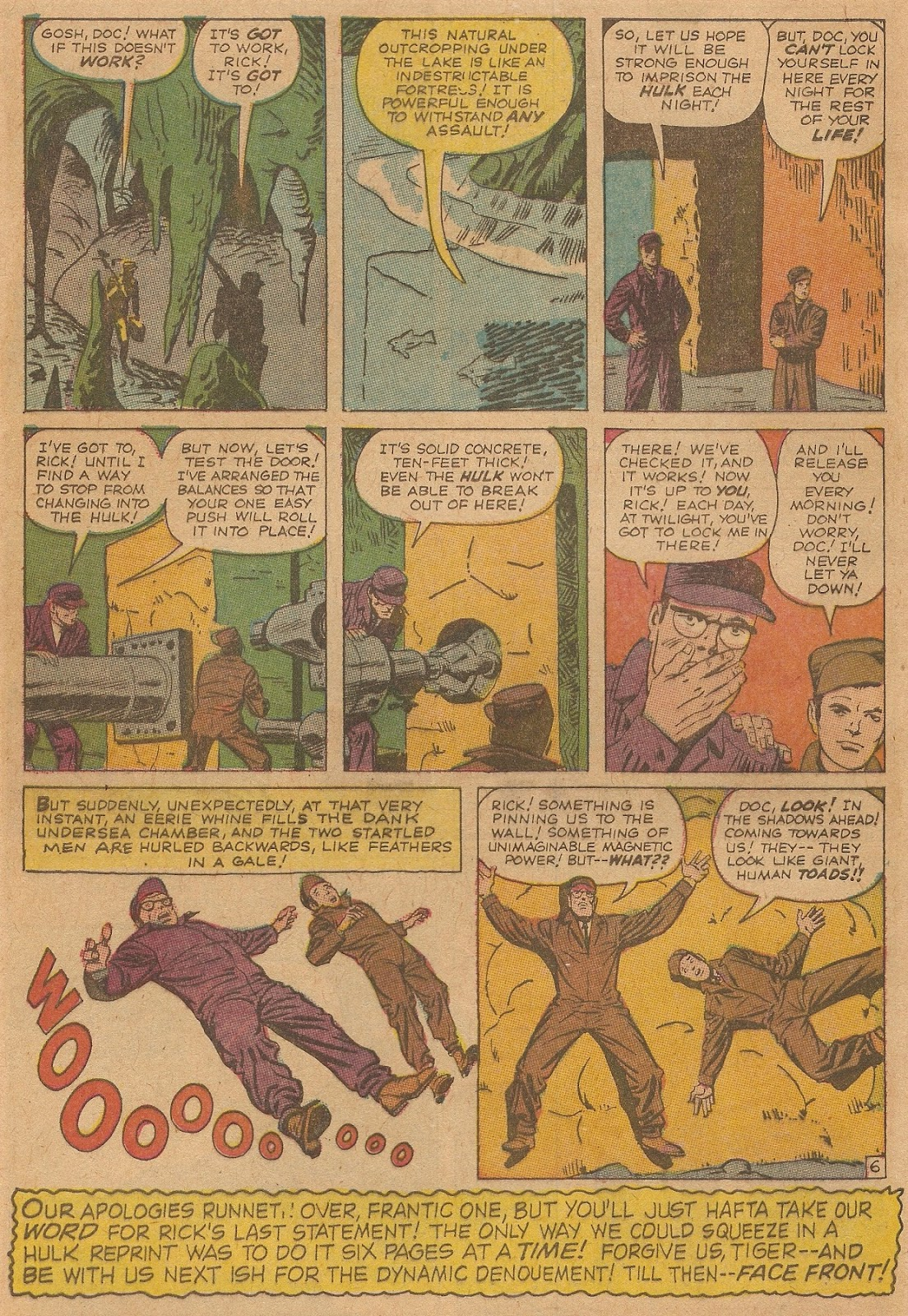 Marvel Collectors' Item Classics issue 8 - Page 64
