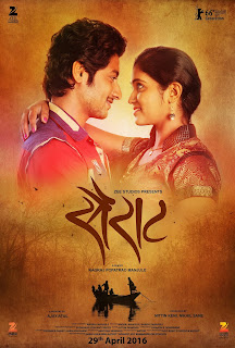Sairat Marathi Movie Free Download 400MB HD MKV