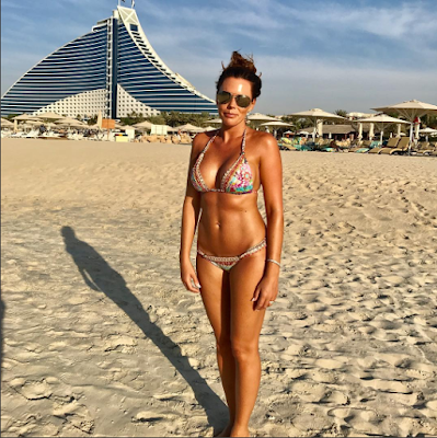 John Terry Shares Sexy Photo Of His Wife As They Enjoy Sun Soaked