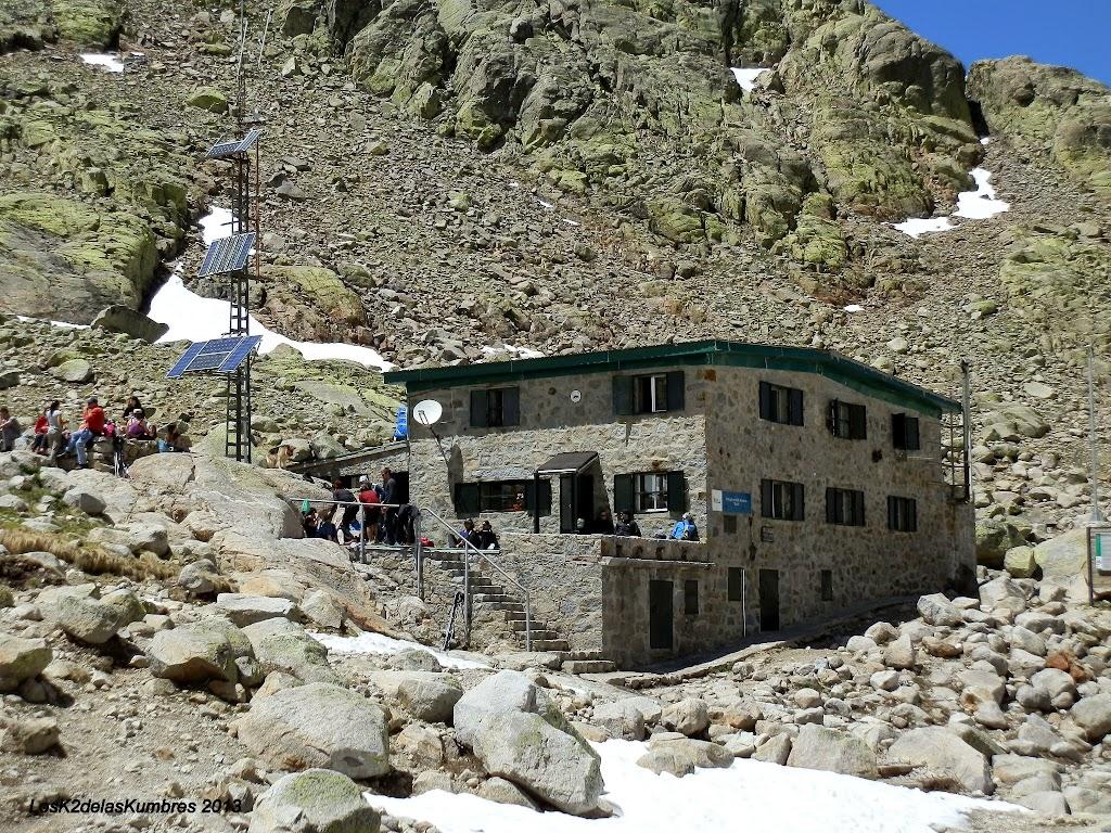 Refugio Elola, Gredos